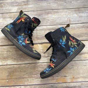 Dr. Martens Airwair Hackney Hawaiian Print Sneaker